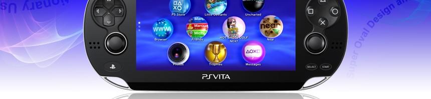 索尼(SONY)正式发表PS VITA