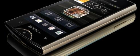 索尼爱立信发表Xperia ray等三款新机型