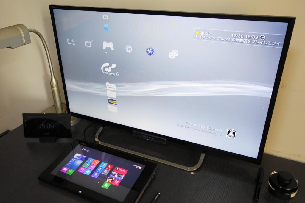 屏幕点亮时的效果。游戏将是它的一个重要用途