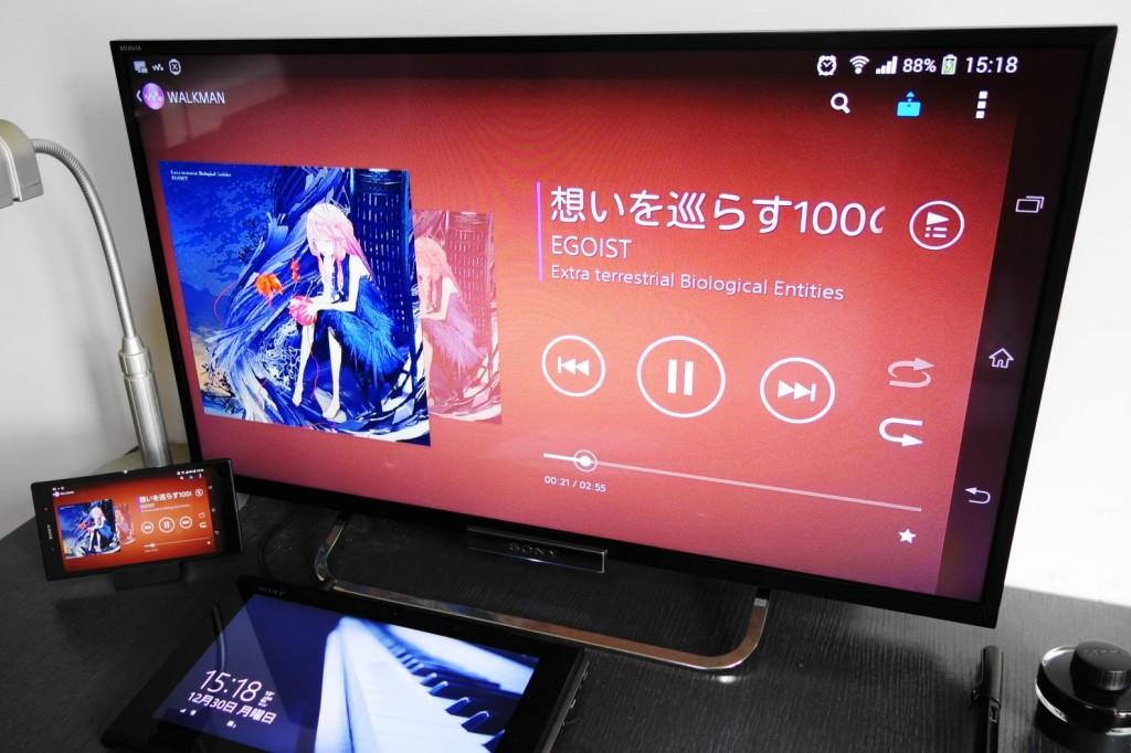 无线屏幕镜像能同时传输音频。W650A 的低音反射扬声器外放效果令人满意,声音饱满细节丰富