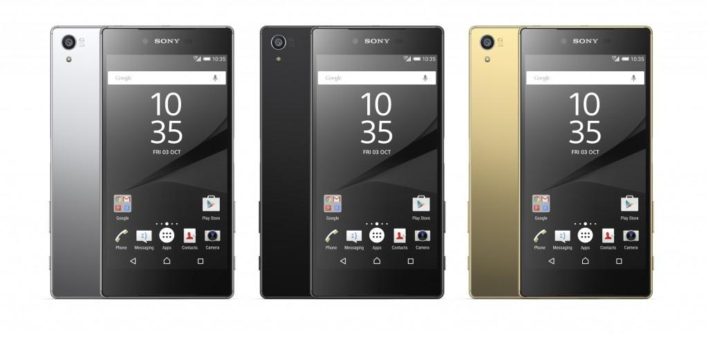 Xperia Z5 Premium ——世界首款 4K 屏幕智能手机